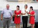 100 Jahre Feuerwehr Hohenweiler