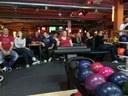 Bowling statt Weihnachtskecksle