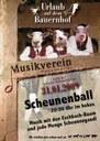 Musikball 2009 - Scheunengaudi pur